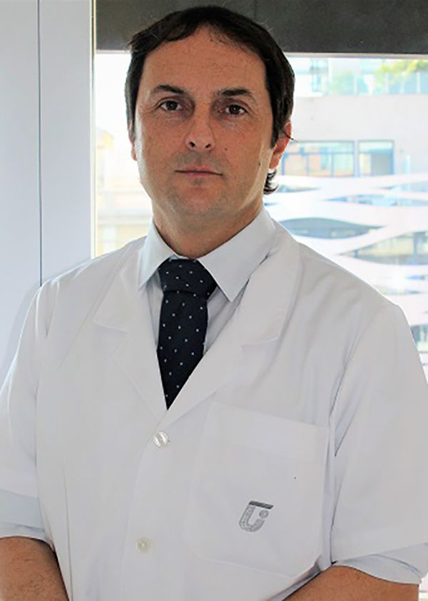Doctor David Vázquez