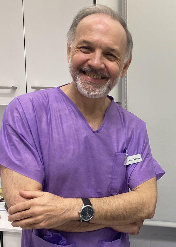 Doctor José Antonio Canal