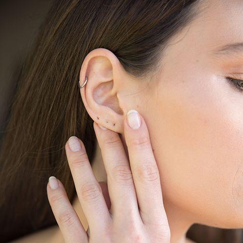 cerrar agujero piercing