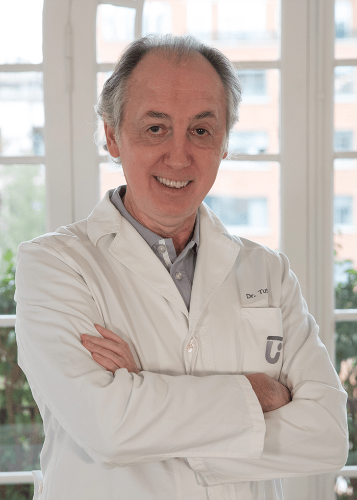 Dr. Tufet director médico Clinica Tufet
